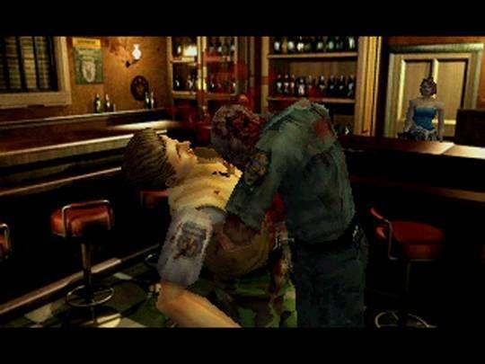 Resident Evil 3 Nemesis Image Screenshot
