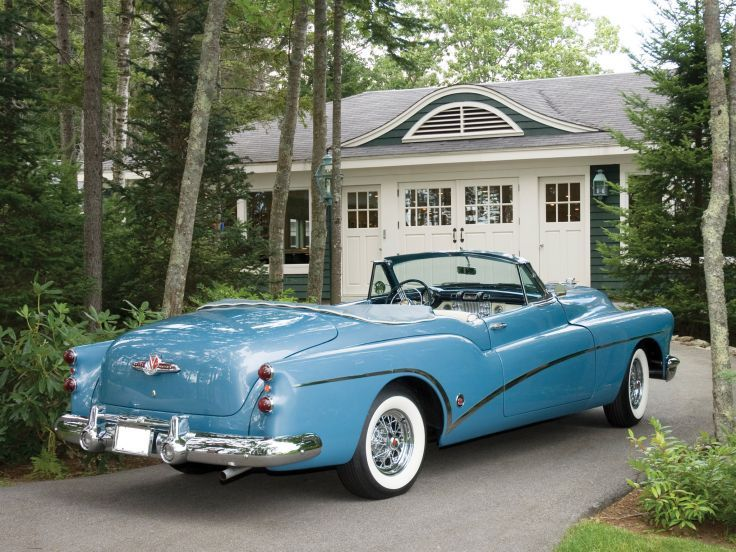 Buick Skylark 1953...Re-pin brought to you by agents of #carinsurance at #houseofinsurance in Eugene, Oregon