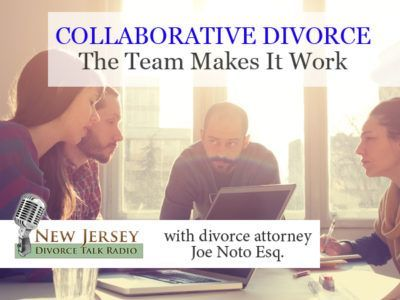 Collaborative Divorce New Jersey