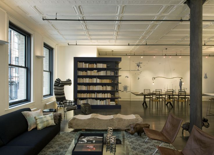 7 best Loft lighting images on Pinterest Loft, Loft apartments - industrie look wohnung soho