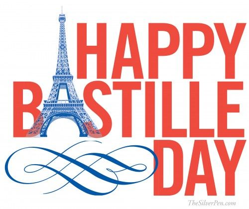 Happy Bastille Day! Inspired Living | The Silver Pen