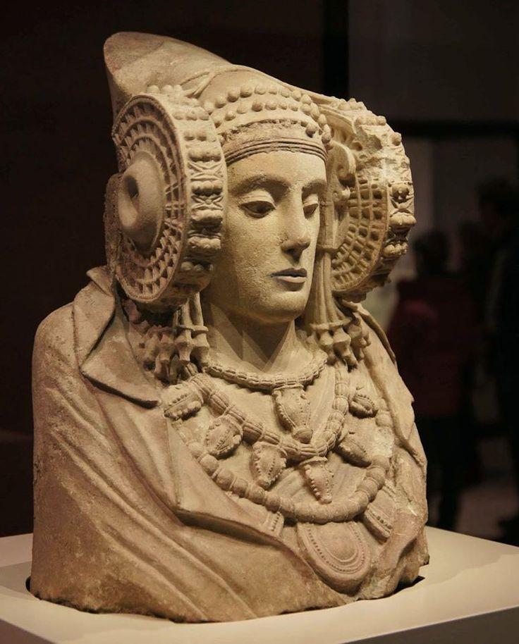 La signora di Elce (Spagna), V-IV secolo a.C.