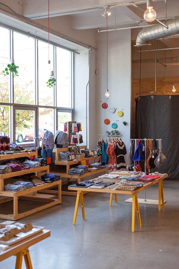 our store in Downtown LA