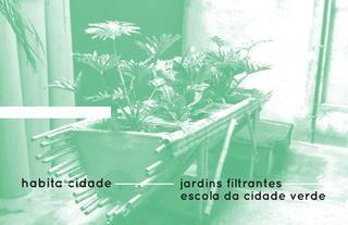 Publicação Jardins Filtrantes - Escola da Cidade Verde - Plataforma HabitaCidade