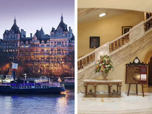 17 Best Images About The Royal Horseguards Hotel On