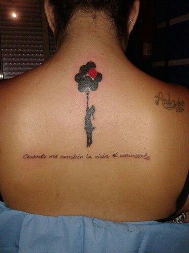 Tattoo cristina