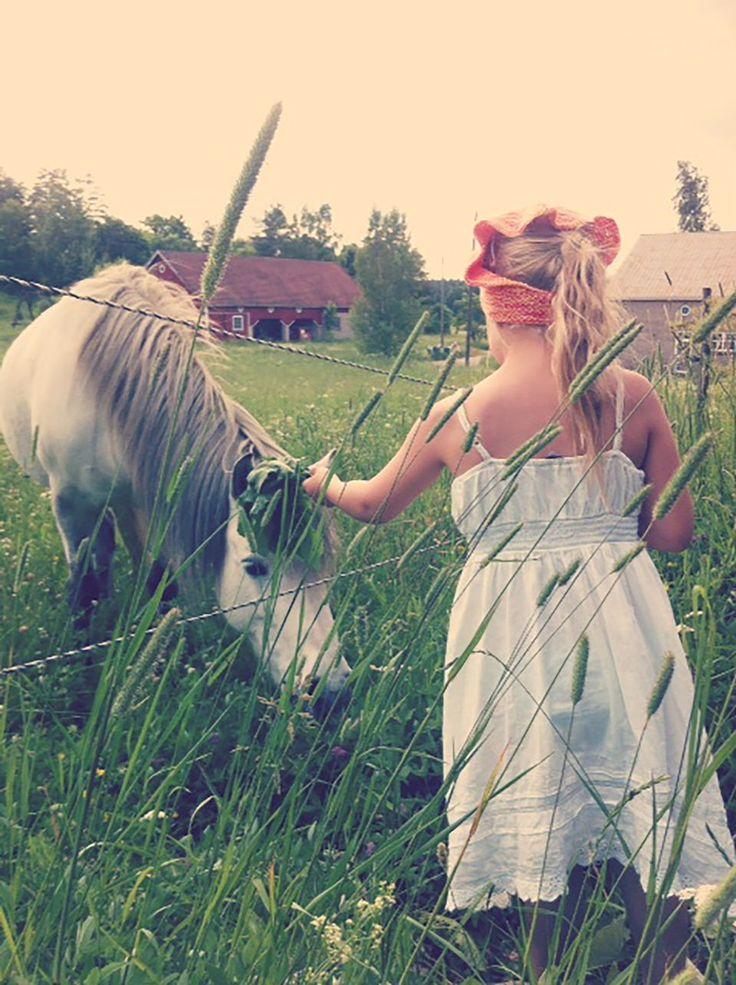 Living the countrylife Elisa Käyhkö /Kesäkuvat / yle.fi
