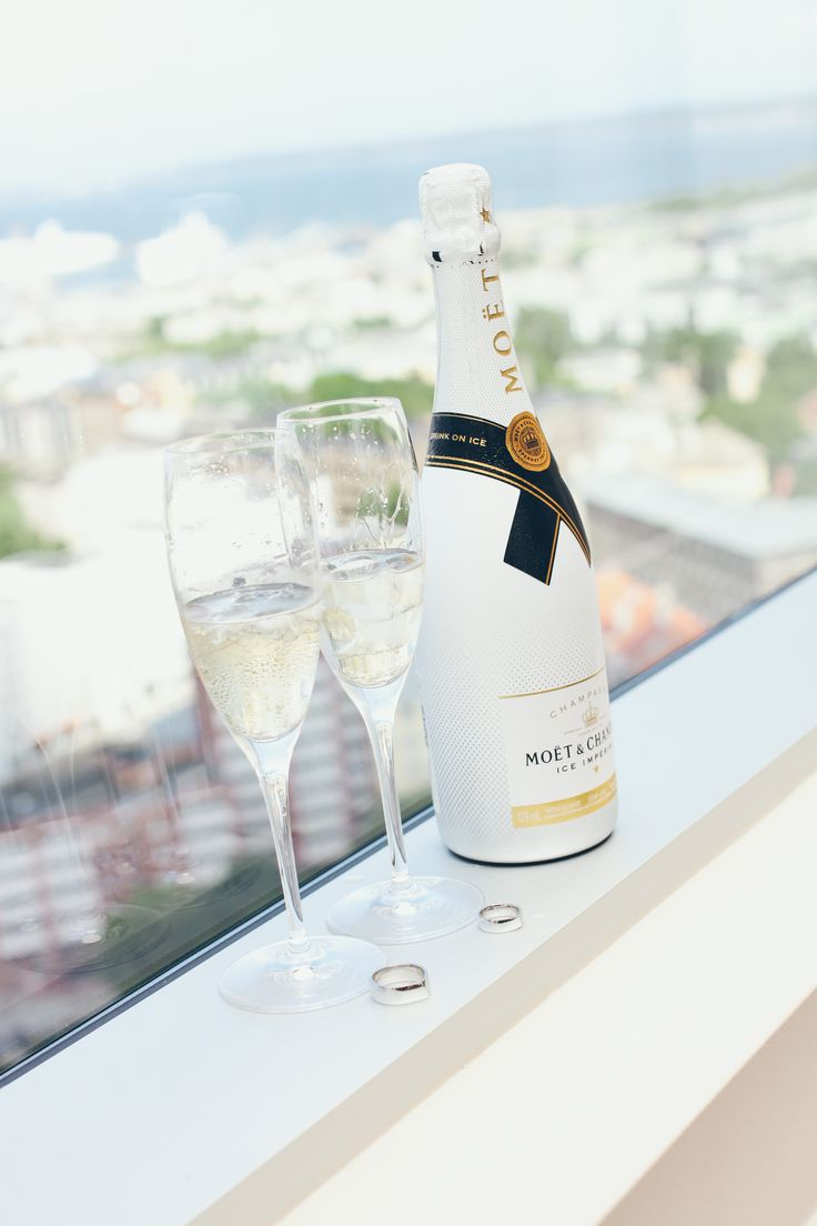 Moet Ice Imperial- perfect choice for the perfect wedding