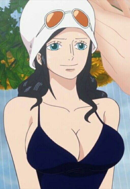 Nico robin one piece nami and robins on pinterest