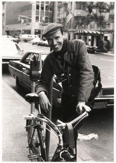 Bill Cunningham in New York <3