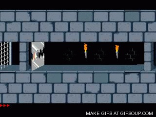 Old School Prince of Persia