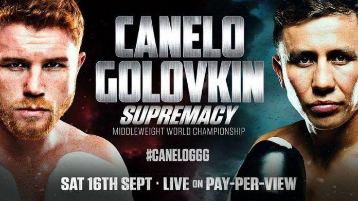 Canelo Alvarez vs Gennady Golovkin en vivo online - SkNeO2 - Ver la pelea Canelo Alvarez vs Gennady Golovkin en vivo online aquí tienen los datos para ver la pelea en Facebook YouTube y en modo PPV.