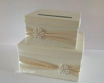 Wedding Card Box Money Holder Gift Card Envelope Box