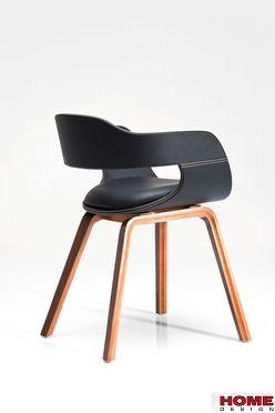 Kare Design :: Krzesło, fotel Costa Walnut (78581) - Home Design