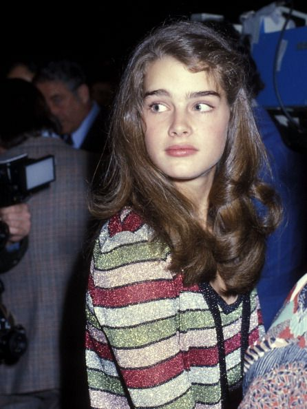 25 Best Ideas About Brooke Shields Young On Pinterest
