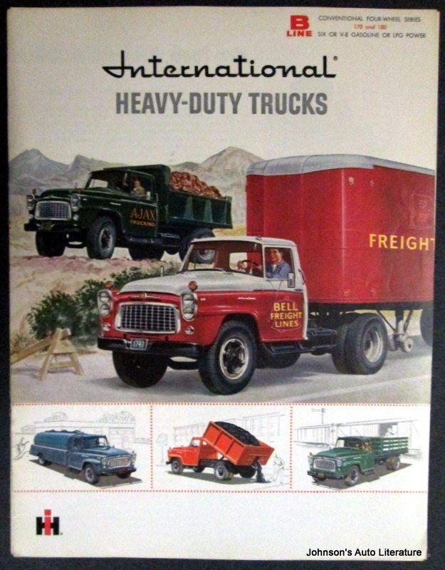 21 best IH Truck images on Pinterest   Trucks, International ...