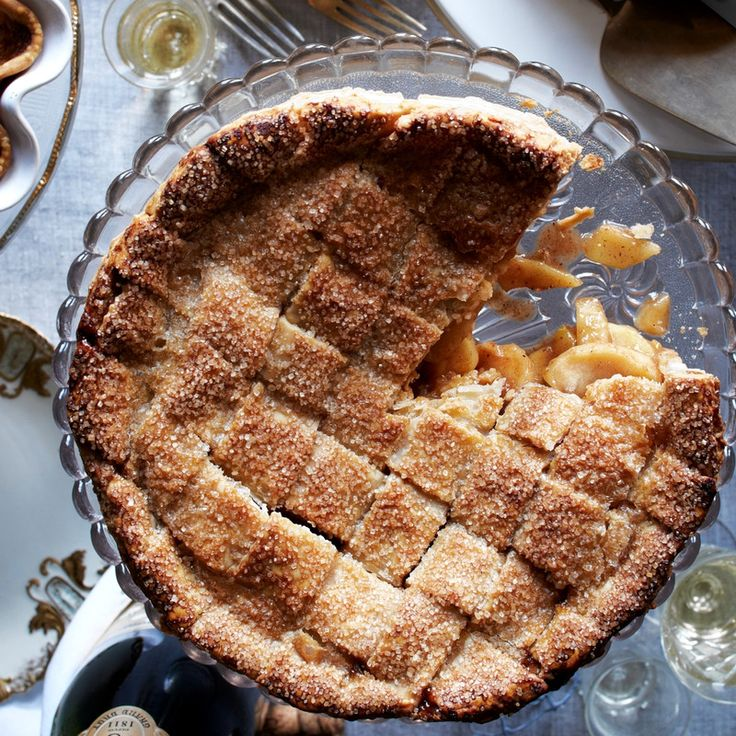 Lafayette's Caramel-Apple Pie Élevée by wsj