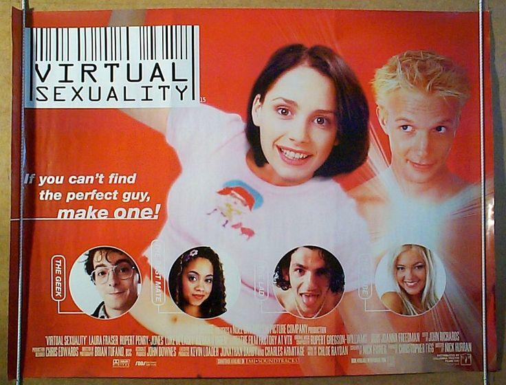 Virtual Sexuality. Starring Laura Fraser (pre-Brexit Britain, 1999, Nick Hurran)  #LauraFraser #VirtualSexuality #Sexy #Medium #BBFC #BritishEnglish. #Brittiskengelska #preBrexit #Brexit #Aesthetics #Curators #Dhanu #Τοξότης #Brihaspati #Britannia #EmmanuelMacron #AngloFrench #EnglishChannel #Eurostar #AsiaArgento #Trauma #Elokuva #Film #Jousimies #Skytten #Folkomröstningen #Britannien #Jungfrun #Neitsyt #TonyBlair #Eurostar #Itävalta