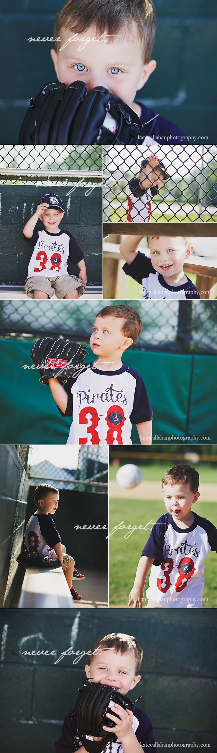 Surprise Baseball Pictures for Dad — Newark, DE child photographer | Kate Callahan Photography