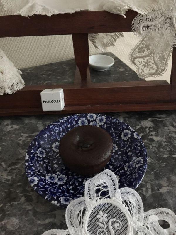 Moelleux chocolat!!