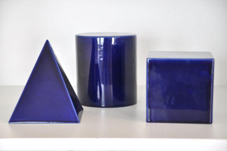 Spardosen Franco Pozzi Ceramica Gallarate Italia