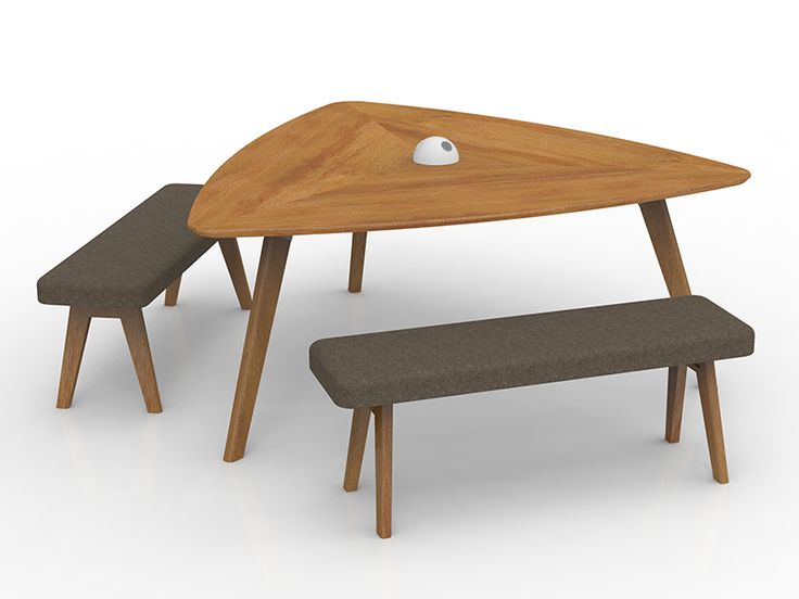 OSLO SIT DOWN Tri Boardroom Table (1)