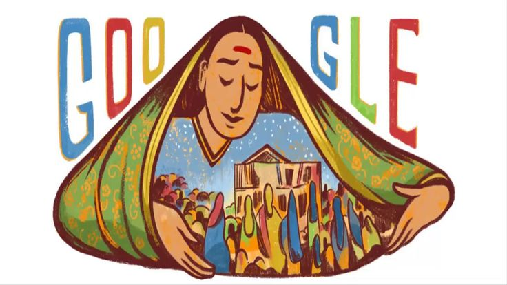 Savitribai Phule's 186th Birthday Google Doodle Savitribai Phule's 186th Birthday #SavitribaiJyotiraoPhule #Indiansocialreformer #poet #JyotiraoPhule, #Britishrule.   Savitribai Phule's 186th Birthday Google Doodle Savitribai Jyotirao Phule was an Indian social reformer and poet. Along with her husband, Jyotirao Phule, she played an important role in improving women's rights in India during British rule.