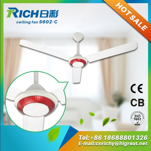 Factory price cheap ceiling fan with keeping normal temperature
