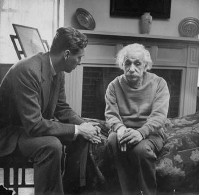 Albert Einstein - Revista LIFE