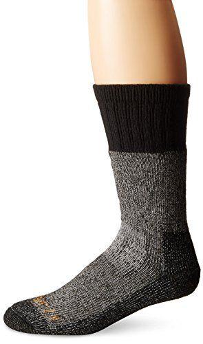 Carhartt Men's Extremes Cold Weather Boot Socks,  BlackHe... https://smile.amazon.com/dp/B00GW7KWBW/ref=cm_sw_r_pi_dp_x_7A2fyb7DJ53SR