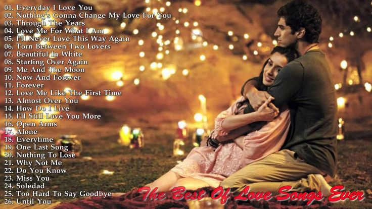 Best English Love Songs Of All Time 2015 || Love Songs Romantic