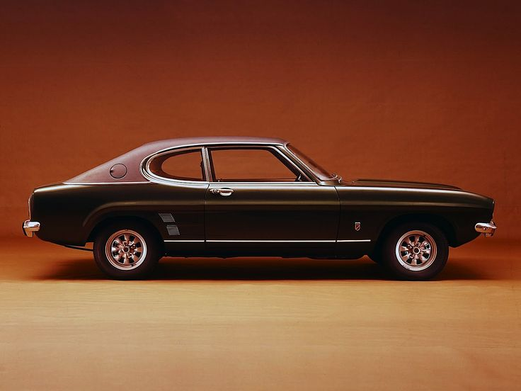 Ford Capri. My second car. So 70's. So slow. But had to have one :)