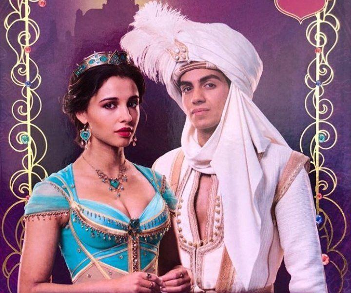 Aladdin 2019 Princess Jasmine Aladdin Naomiscott Princessjasmine Jasmine Menamassoud Disney Aladdin Movie Disney Princess Jasmine Aladdin And Jasmine