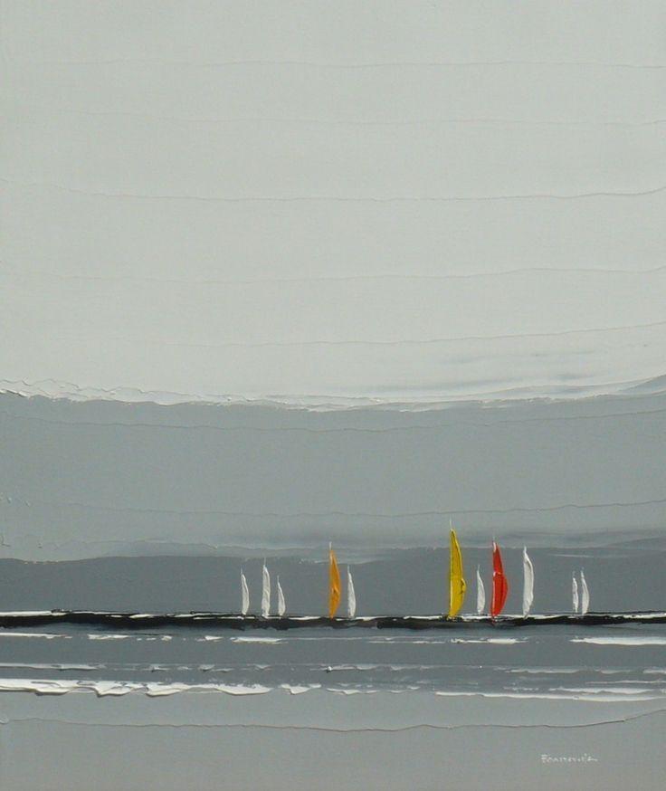 R sultat de recherche d 39 images pour peindre une marine au for Mamadou au tableau j y suis deja