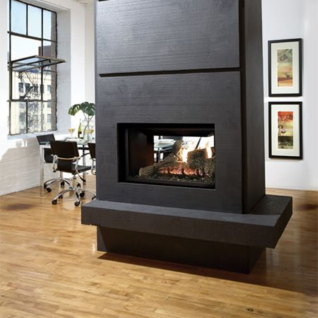 1000 images about see through fireplaces on pinterest for See thru fireplaces