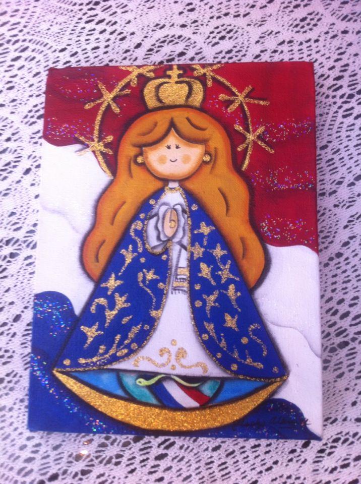popular Virgen pequeña mama