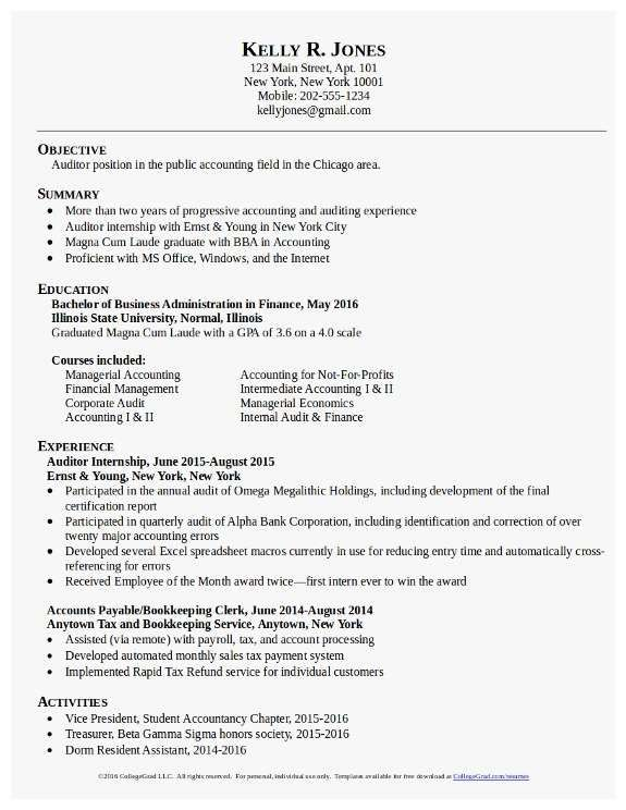 Recent College Graduate Resume Examples Astonishing Free Resume Template Examples Resume Templates Student Resume Template