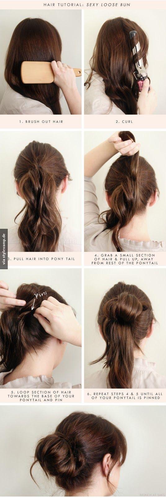Bring dein Haar hervorragend zur Geltung!