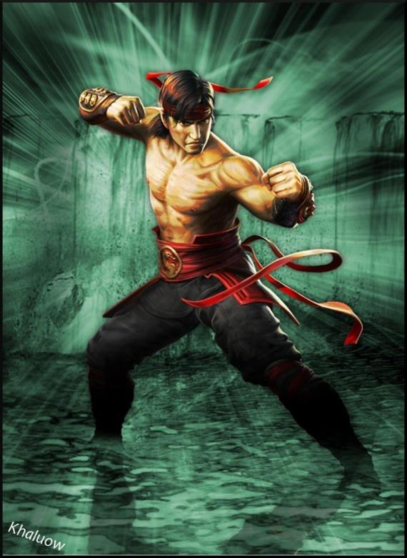 Mortal Kombat - Liu Kang