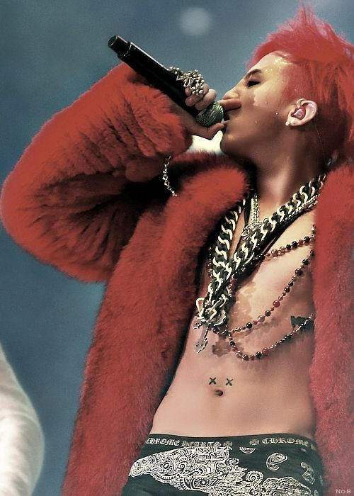 G Dragon in MAMA 2012 - one of the Best Performances ever seen
