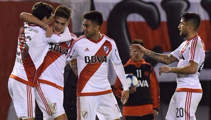 River le ganó 1 a 0 a Aldosivi y se aseguró su boleto a la Copa Libertadores 2018: El millonario ganó por la mínima gracias al tanto de…