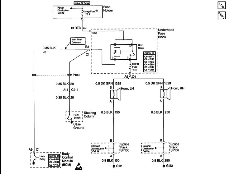 57 Chevy Wiring Diagram