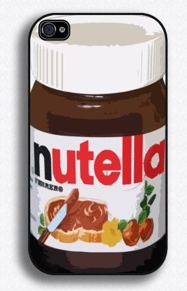 This nutella phone case is as yummy as it is protective.