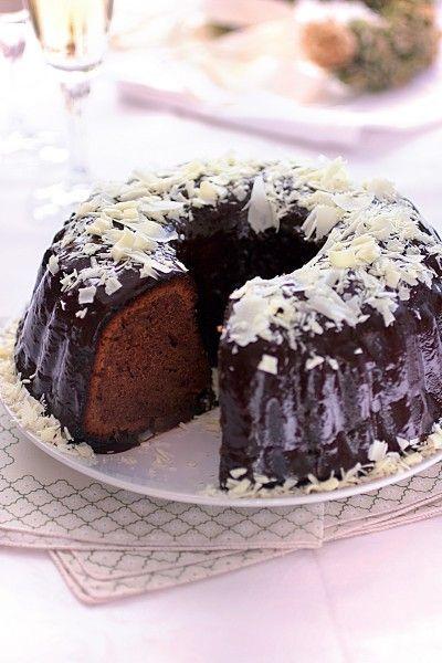 Joghurtos-csokoládés kuglóf