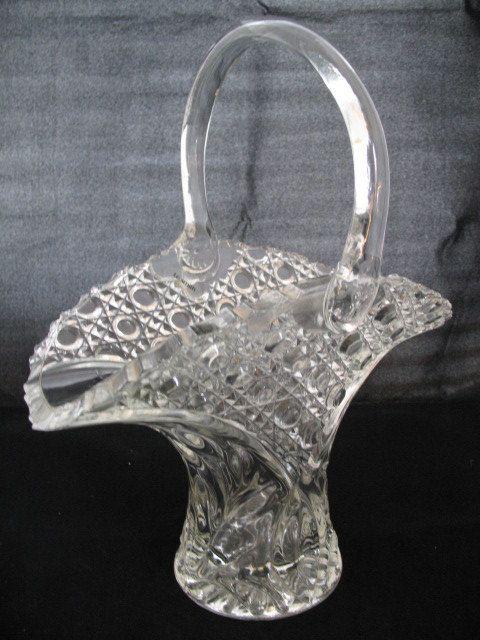 vintage lead crystal