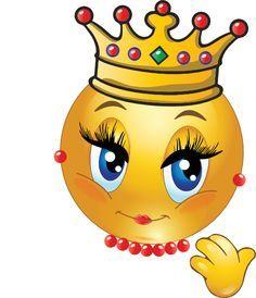 emoticons - | smiles...... | Pinterest | Emoticon, Smiley and Queens