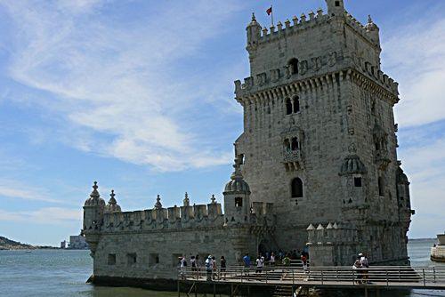 Tomar (Portugalia)  Główna siedziba zakonu Templariuszy w Portugalii.