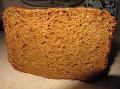 Бородински йхлеб в хлебопечке