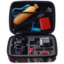 Protezione Custodia Borsa pr GoPro Hero 3 3+ 4 accessori/ telecamera Camo OS158