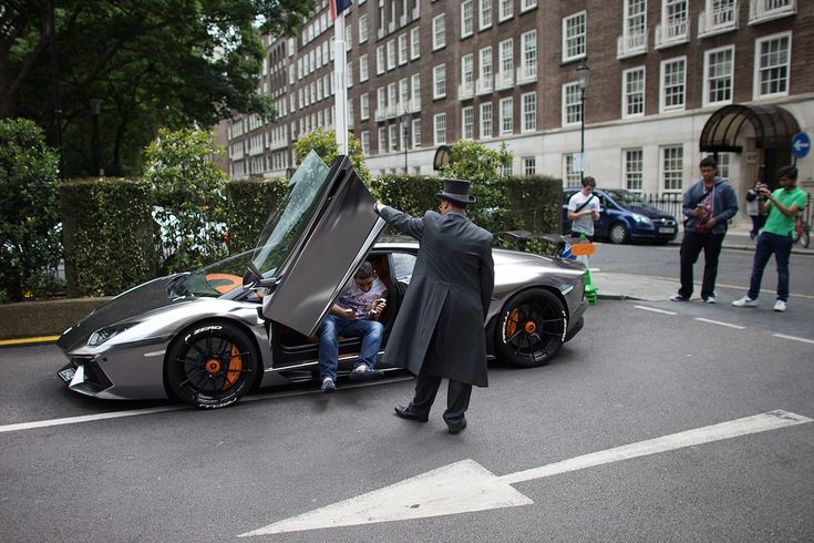 Lamborghini Aventador.Fotó: Carl Court/Getty Images